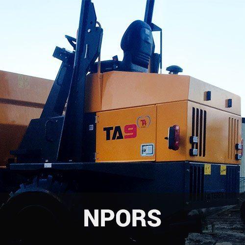 NPORS Training Scotland